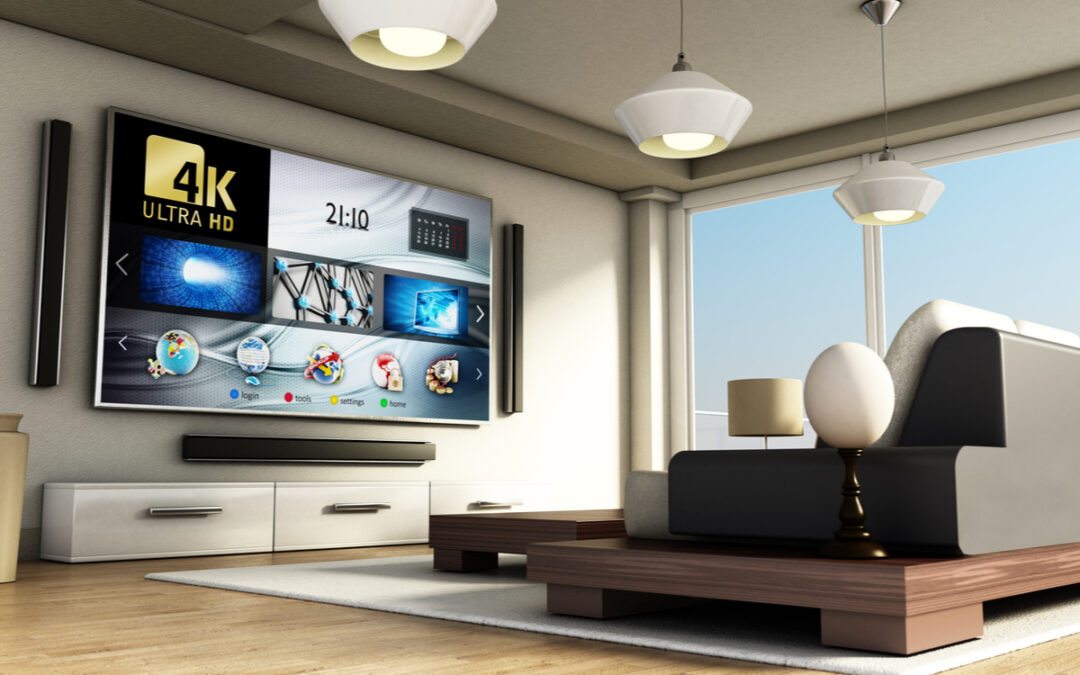 How Smart TVs Changed Viewing: Menu Options and More